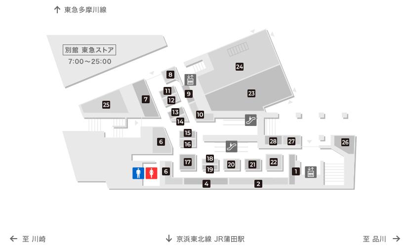 Floor 1F